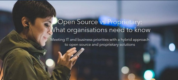 open 开源世界已成围城:成本让企业蜂拥而来,也让企业退缩转投