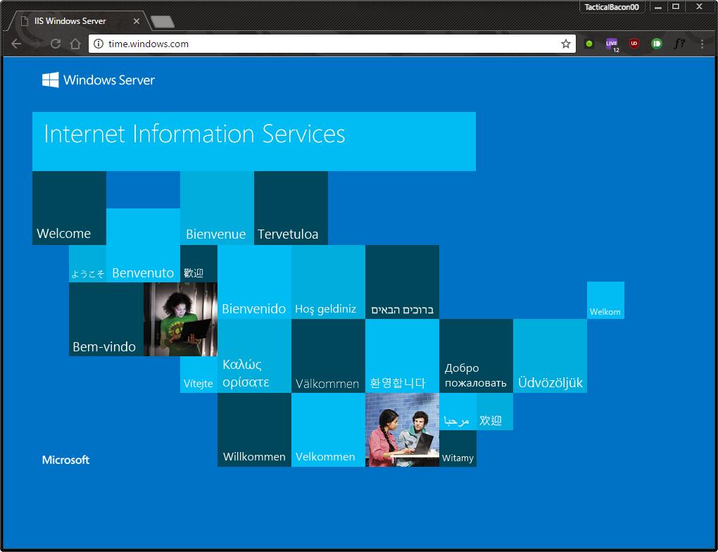 073130 PttB 2720166 Windows 时间服务出现故障 向用户发送错误的时间