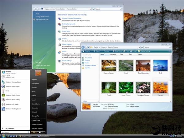 080257 5CeA 2894582 今天,微软将正式中止对 Windows Vista 的所有支持!