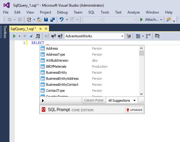 6546 Visual Studio 2017 Update,多项性能改进