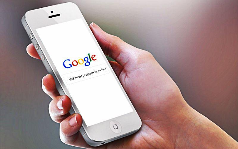 Google AMP news program launches compressor 谷歌是运行移动网络较慢与AMP