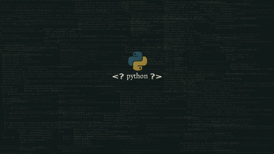 Python – One Of The Best Technology For Your Data Driven Business Solutions python   数据驱动的业务解决方案的最佳技术之一