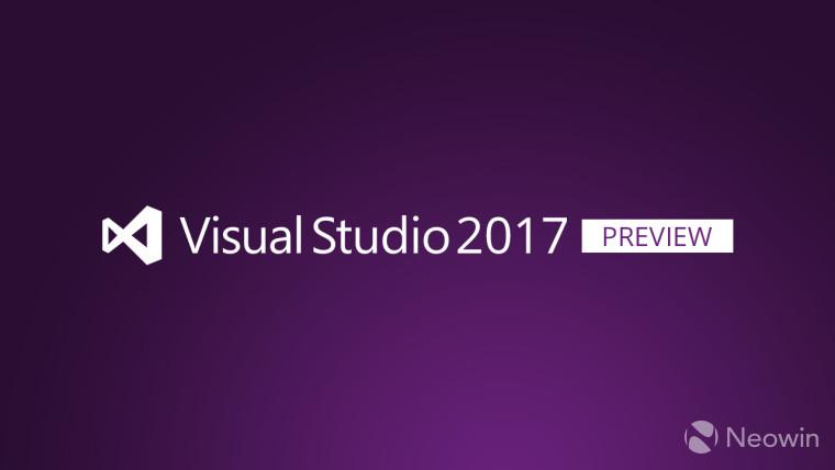 微软发布 Visual Studio 2017 Preview 15.2-芊雅企服