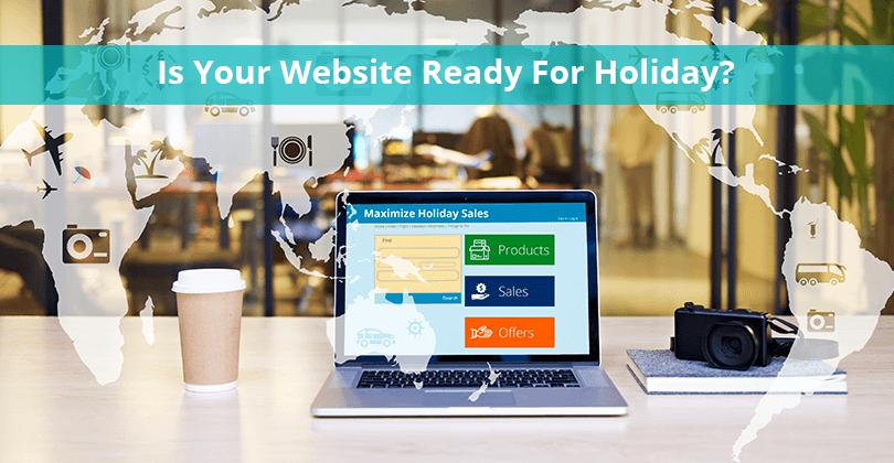 Website Redesign Is Your Website Ready For The Holiday Season 网站重新设计:您的网站是否准备好假日季节?