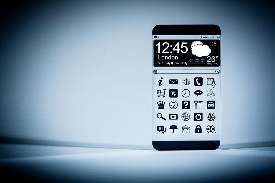 mobile app development 移动技术在未来几年:未来展望