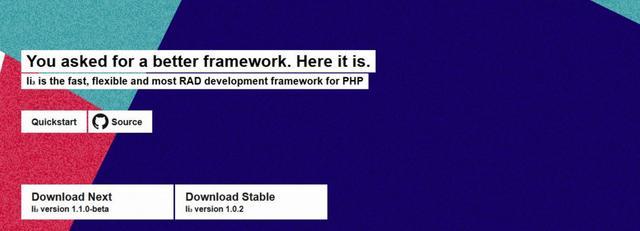 p11 資深PHP程序員推薦 19款頂級PHP Web框架