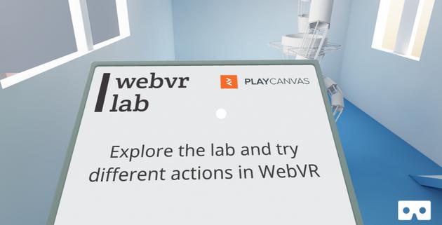 vrw 谷歌升级 Chrome WebVR 功能 增加在线 VR 体验商店