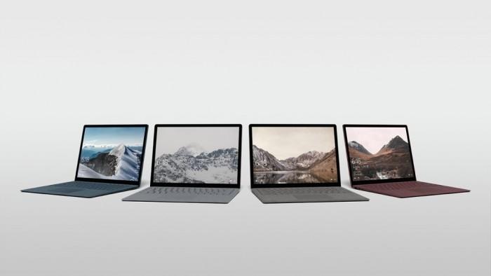 013006 4AKm 2894582 微软 Windows 10 S 和 Surface Laptop 亮点细数