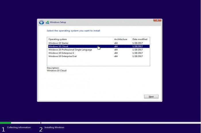 081605 UjDU 2894582 微软发布会:将面向低价设备发布 Windows 10 S