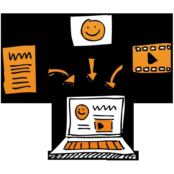 Blog 22contactpagedesigns 10联系页面设计为用户体验增添了宝贵意义
