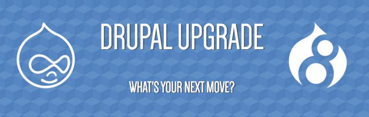 DRUPAL 我应该升级到DRUPAL 7还是DRUPAL 8?