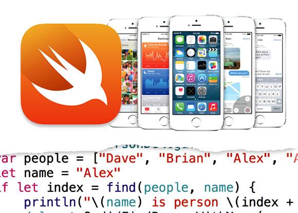 ios swift 580x415 快速开发服务   苹果从objective c到swift的旅程