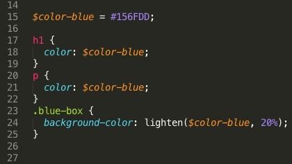 sass2 SASS会改变代码如何写?