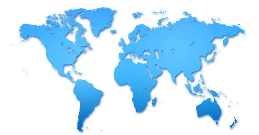 timg 全球外包地图   主要前线