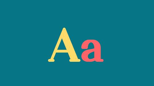 QQ图片20170613092301 使用配对字体改善设计的十大理念