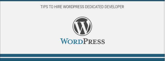 WordPress 在招聘WordPress开发人员时要寻找什么