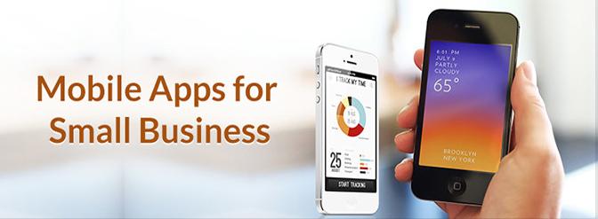 mobile1 为什么是小型企业创建移动应用程序的最佳时机