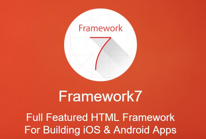 074003 p64r 2896879 21 个测试版本后,Framework7 迎来 2.0 正式版