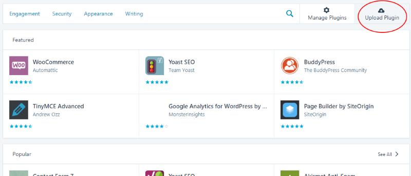 1 满身漏洞的 WordPress 被曝为其安装后门插件的新方法