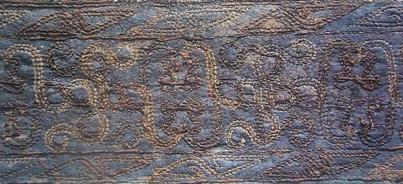 刺绣循礼仪而作——中华早期刺绣-芊雅企服
