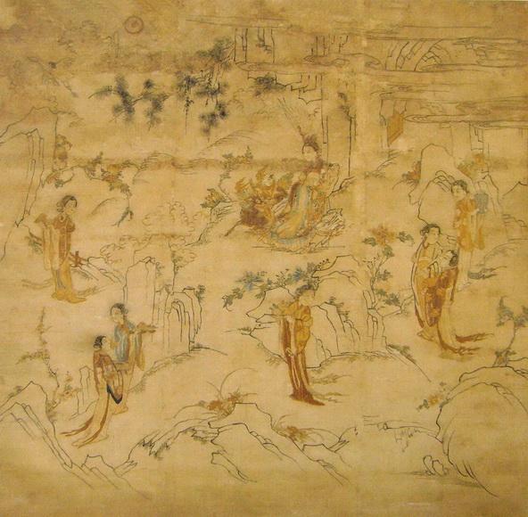 绣臻云天分南北——中国明代鲁绣(北绣)-芊雅企服