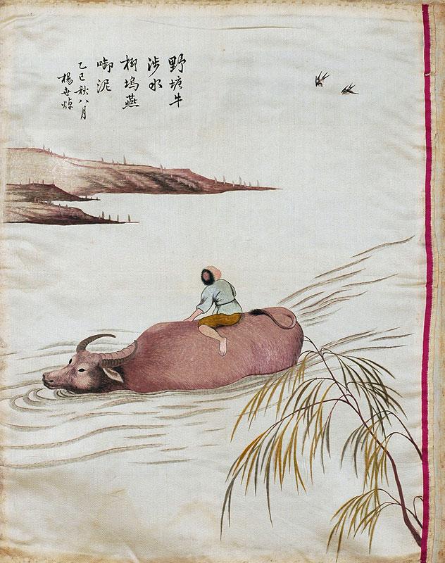 中国四大名绣之湘绣-芊雅企服