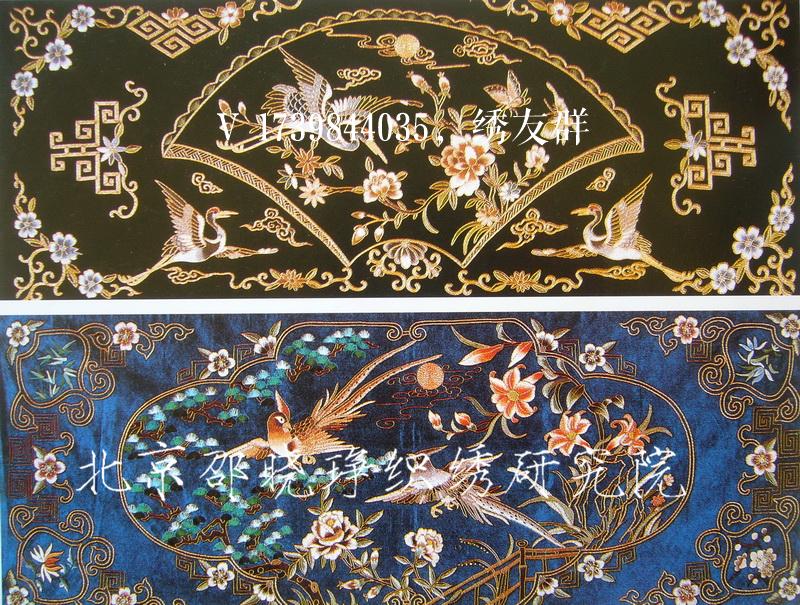 中国历代刺绣名家之胡莲仙-芊雅企服