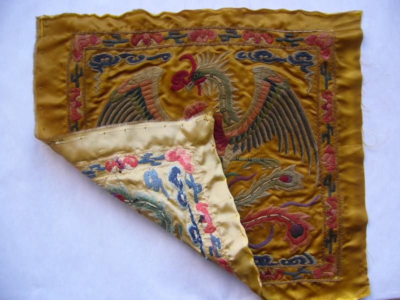 图2 3 1 1 烟熏仿旧刺绣 如何鉴定仿旧刺绣?