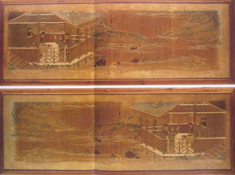 图5 1 16 1 清代双面绣(现藏北京故宫博物院) 当代刺绣有哪些创新?