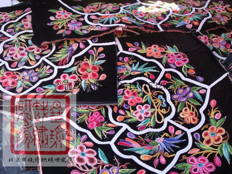 中国少数民族刺绣之壮族刺绣-芊雅企服
