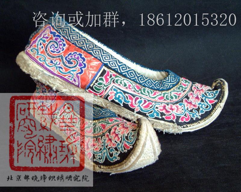 中国少数民族刺绣之白族刺绣-芊雅企服