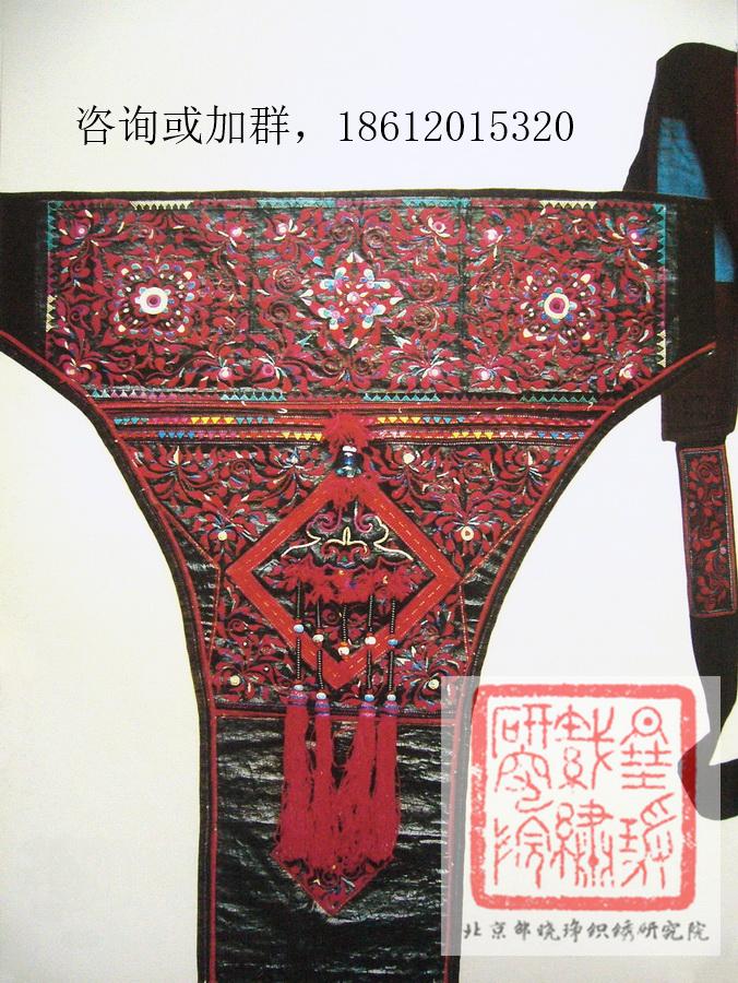 中国少数民族刺绣之瑶族刺绣-芊雅企服