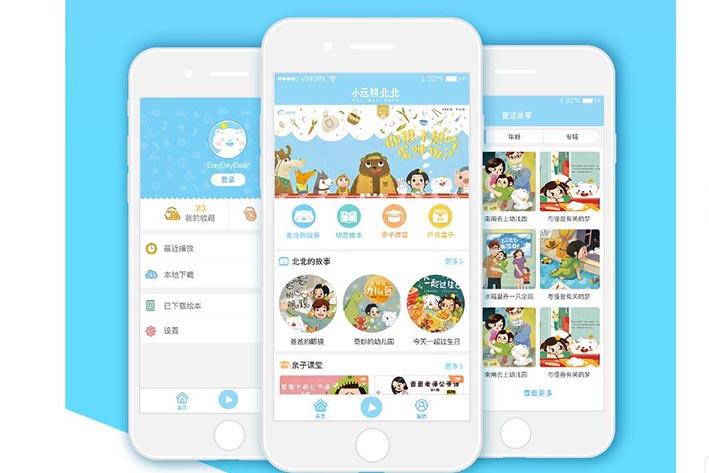 儿童故事46363 儿童故事app开发如何帮助家长照顾孩子