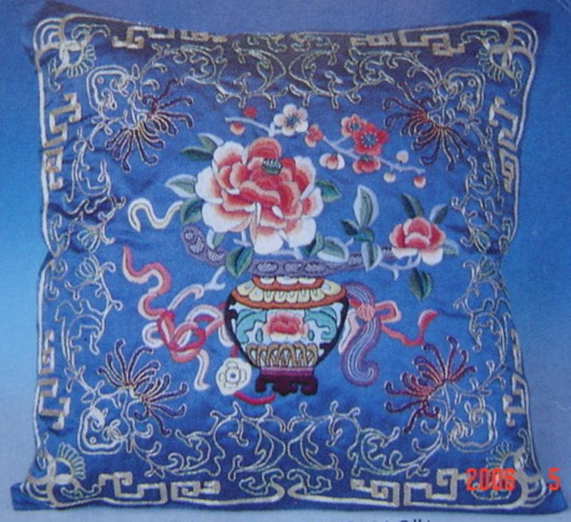 中国刺绣赏析简述——中国艺术类刺绣和生活类刺绣有什么区别?-芊雅企服