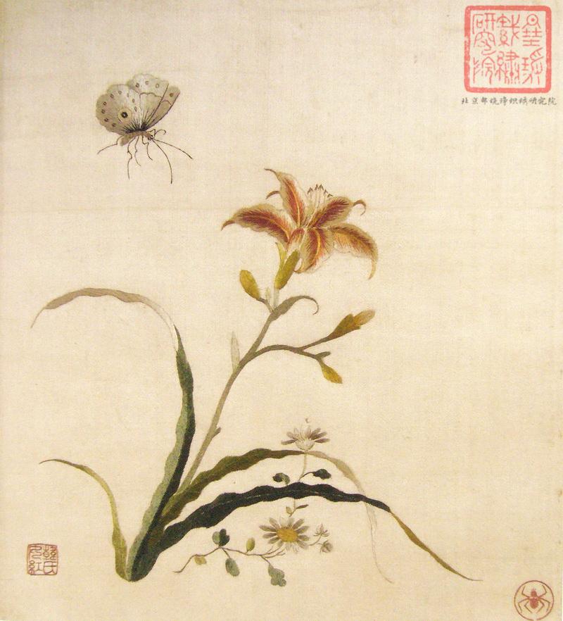 图3 1 当年朱启钤藏顾绣 民国时期中国织绣收藏第一人——朱启钤