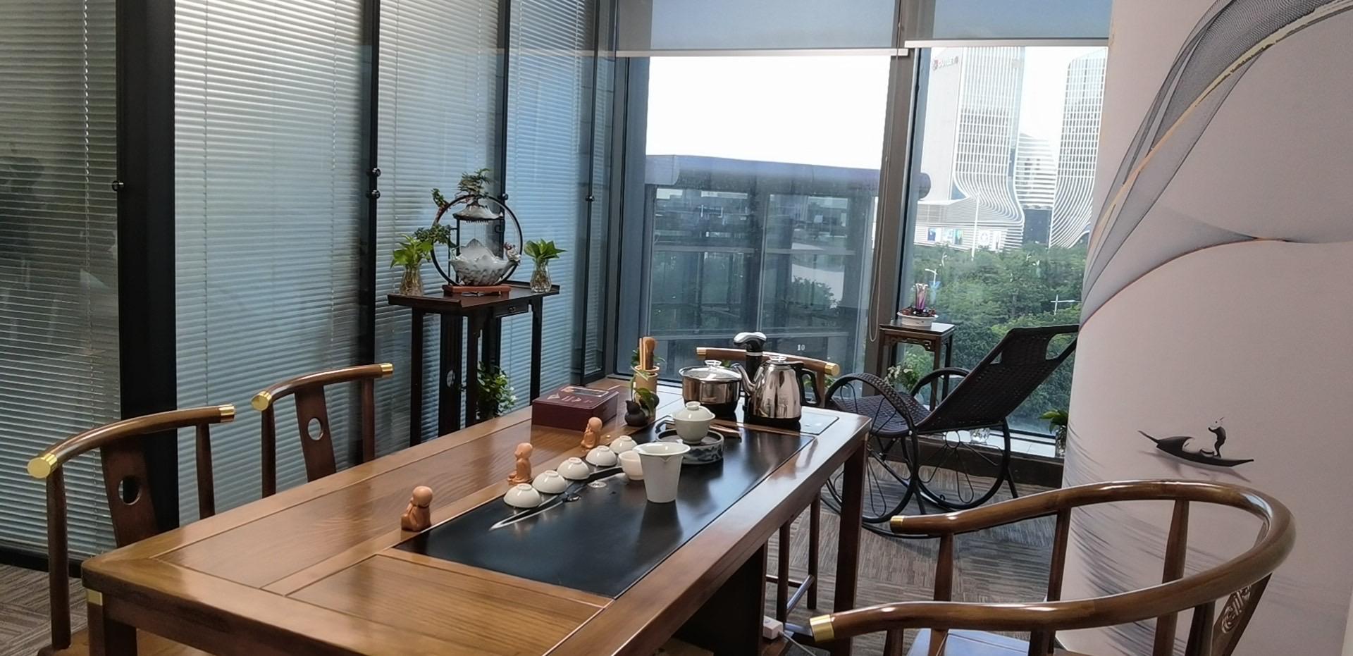 厦门宝丹鹭共享空间平台上线,厦门共享茶室系统哪家好?-芊雅企服